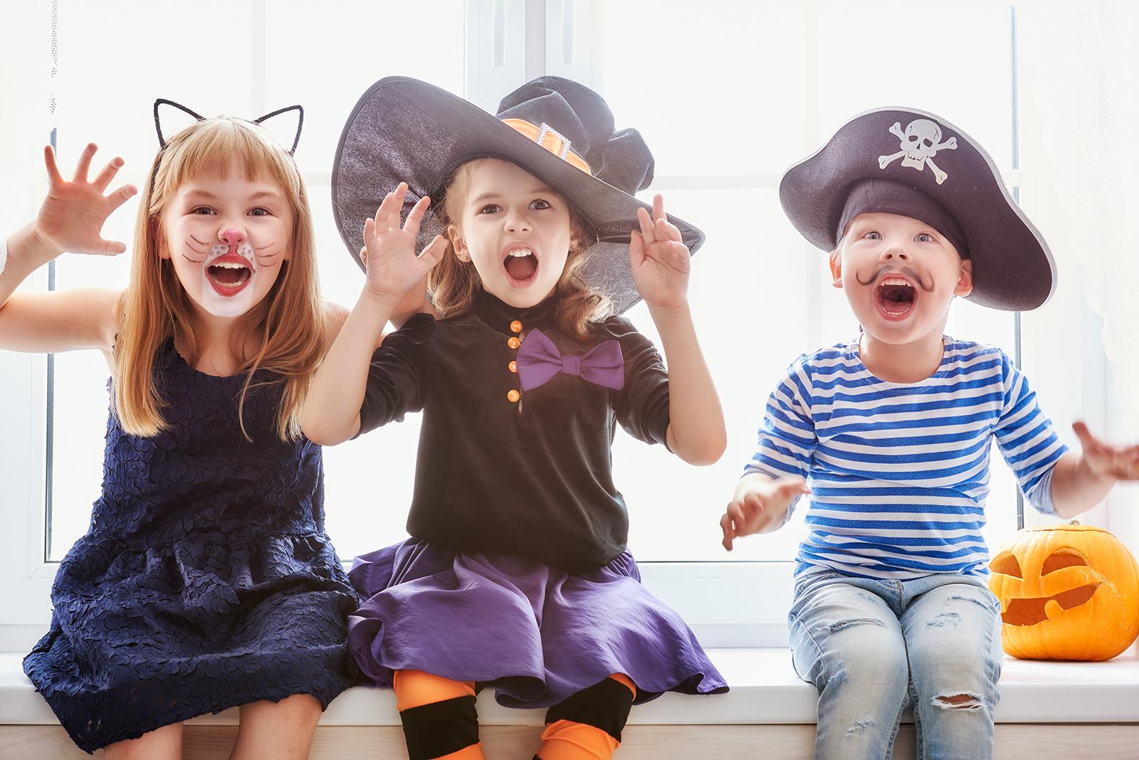 Halloween Safety Tips for Your Farmington Family