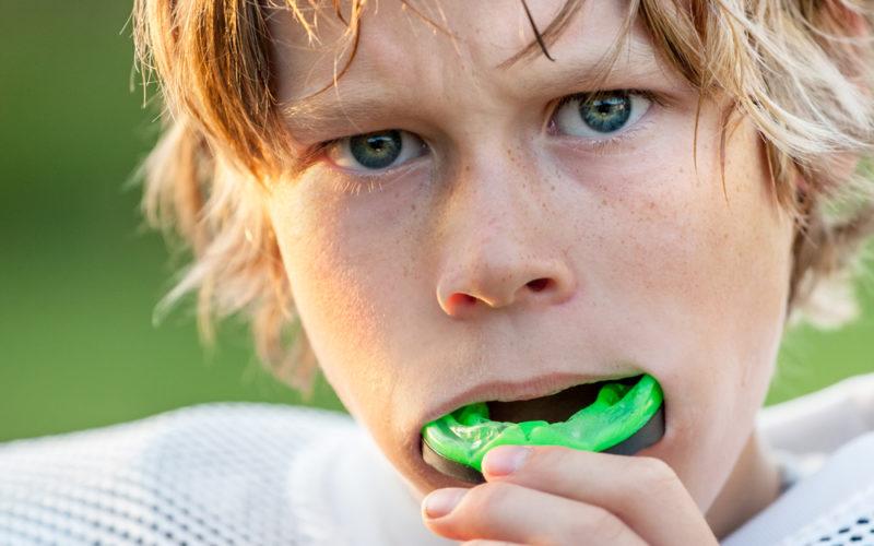 Ask Your Farmington Dentist: Sports Mouth Guards